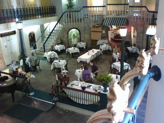 Cafe Alcazar St Augustine Restaurant Reviews Phone Number Photos Tripadvisor