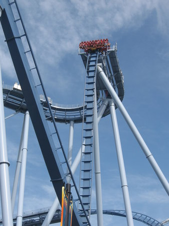 Busch Gardens Williamsburg: The Griffon