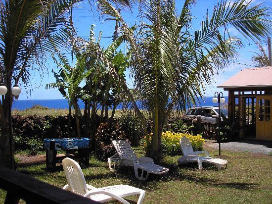 Mataveri Inn: Jardin Cabaña