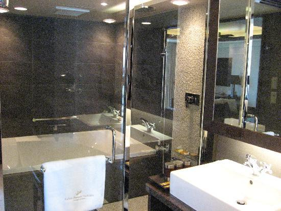 Kafuu Resort Fuchaku Condo Hotel : バスルーム