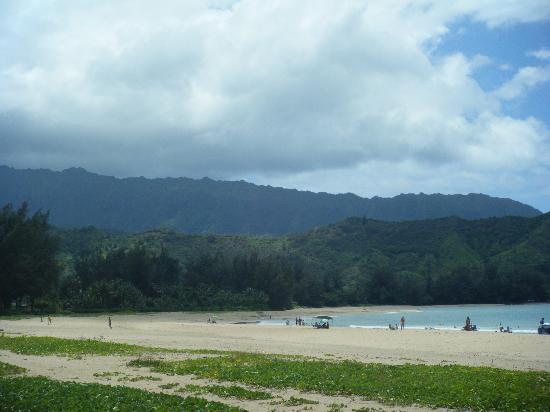 Hanalei Beach: Hanalei