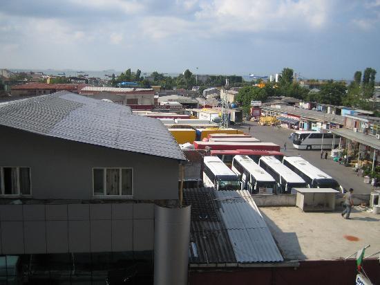 Avlonya Hotel: View from the hotel