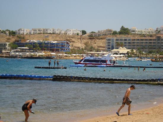 Na Ama Bay Strand Vor Dem Hotel Picture Of Ghazala Beach Hotel Sharm El Sheikh Tripadvisor