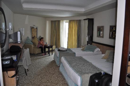 Royal Wings Hotel: Room 1545