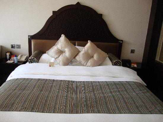 Hilton Ras Al Khaimah Resort & Spa : bed room is gorgeous