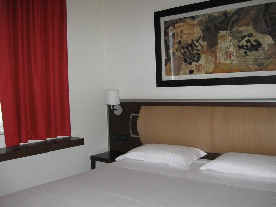 Stadio Hotel : Bed