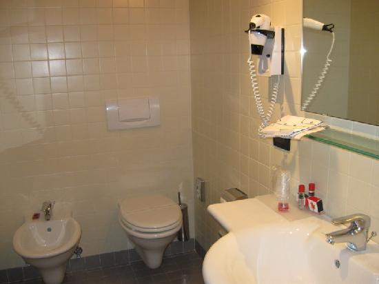 Stadio Hotel : Bathroom