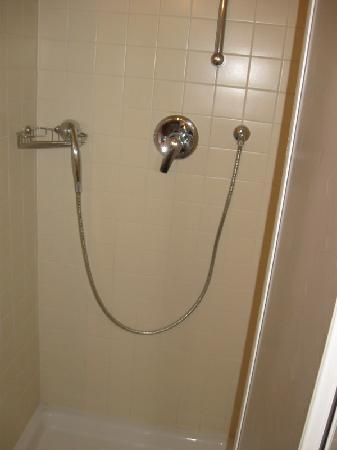 Stadio Hotel : Shower