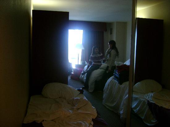 Palms Casino Resort: habitacion