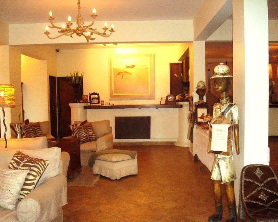 Palacina Residence & Suites: Lobby