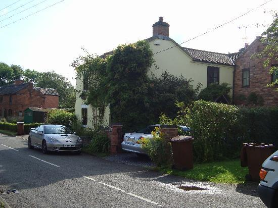 Coton in the Elms, UK: Fern Cottage