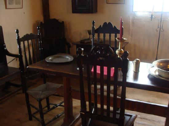 Amazing The Witch House/Corwin House: The Parlor