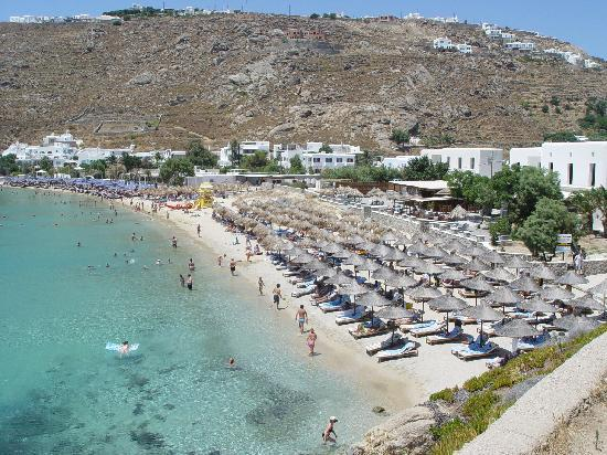 Argo Hotel Mykonos Psarou Beach