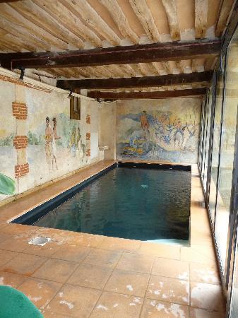 Chateau de Brecourt : Swimming Pool