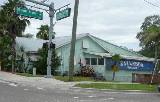 Ballyhoo Grill