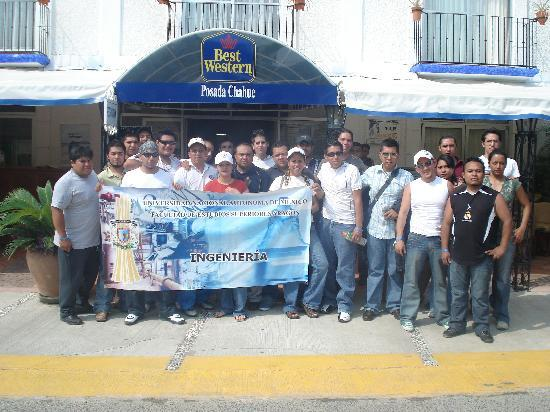 BEST WESTERN Posada Chahue: Fes Aragon
