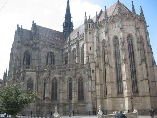 Cathedral of St. Elizabeth (Dom svatej Alzbety)