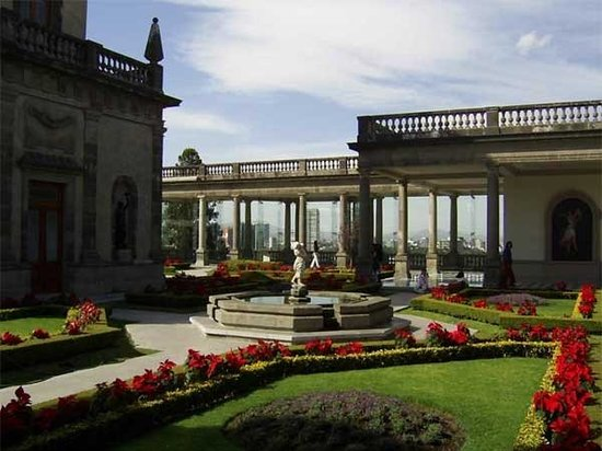 Чапультепекский дворец