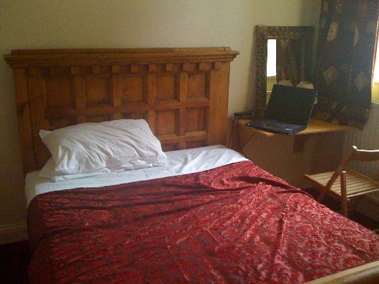 Gosforth Hall Inn: Bedroom
