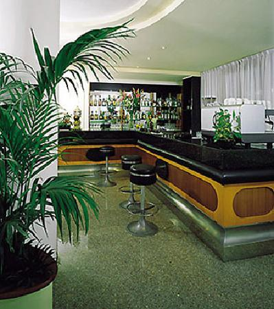Hotel Corallo : angolo caffè