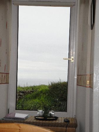 Tigh Na Suil B&B: The view from room no 1