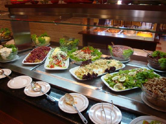 Iberostar Sunny Beach Resort: the nice food