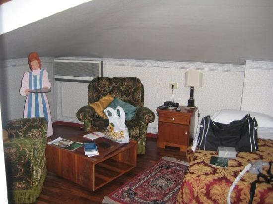 هوتل بونكونتي: Second room
