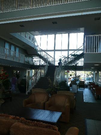 Holiday Inn Express San Francisco Airport South: hall