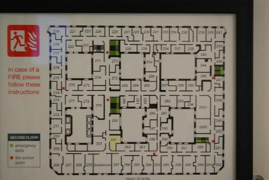 hotel floor plans. Strand Palace Hotel: Floor Plan Of Hotel Plans