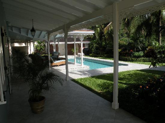 Villa Marigot : Pool