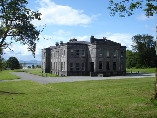 Lissadell House: The house