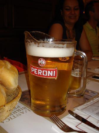 L'Antica Birreria Peroni : Antica Birreria Peroni - birra Peroni