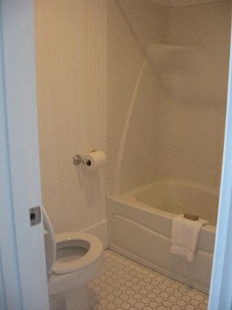 The Edgewater: Salle de bain
