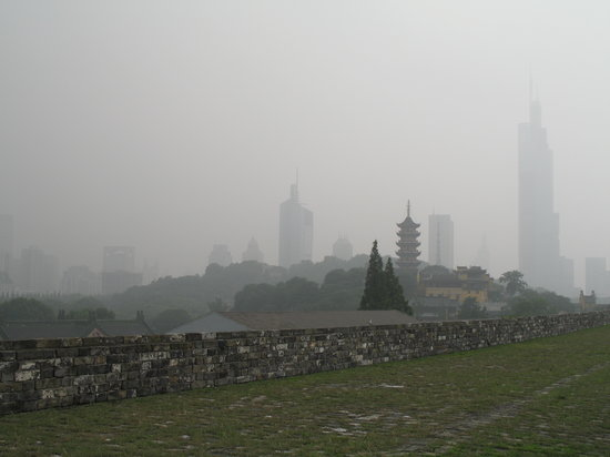 Nanjing City Wall (Ming City Wall)