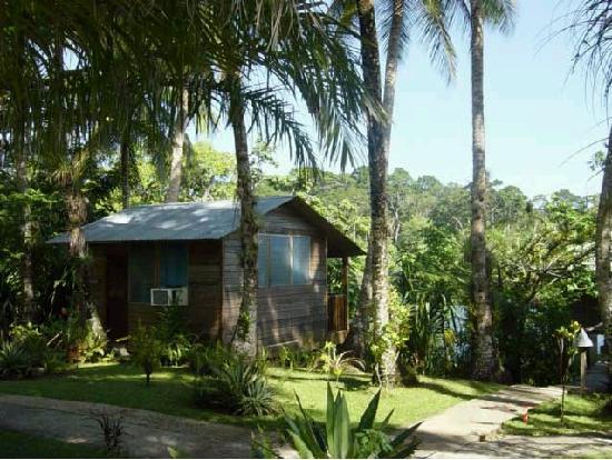 Catamaran Island Hotel : boungalows