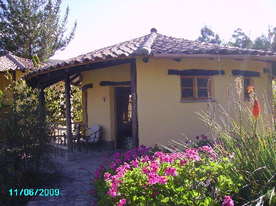 Sol y Luna - Relais & Chateaux: Our bungalow (Date is wrong, should be 7/09)