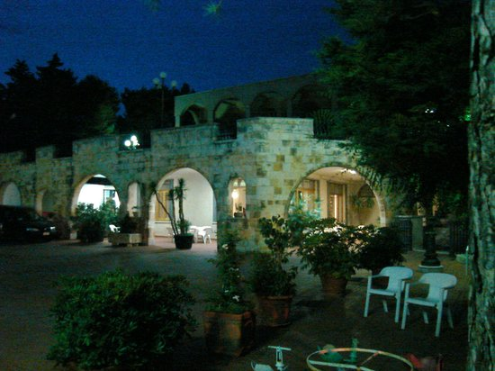 Selva, Italy: Our Evening Dining Room Experience