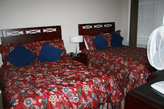 Helm's Inn: Seperate bedroom
