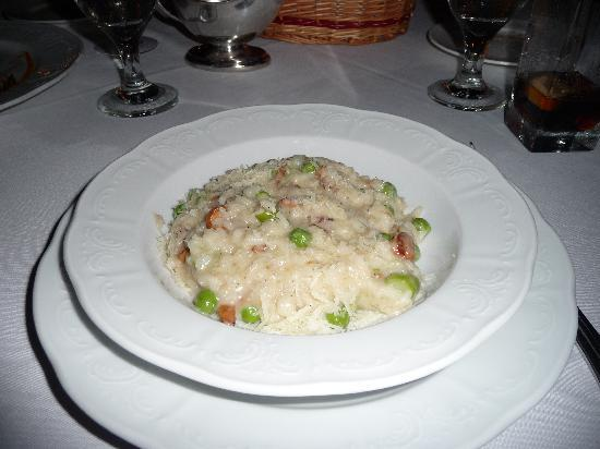 Terrace in the Sky : risotto