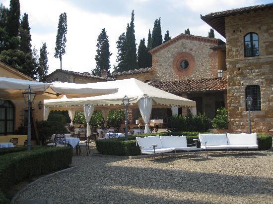 Hotel La Collegiata: vue extérieure
