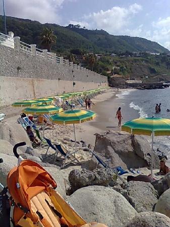 Villaggio La Vela Club Resort: spiaggia1