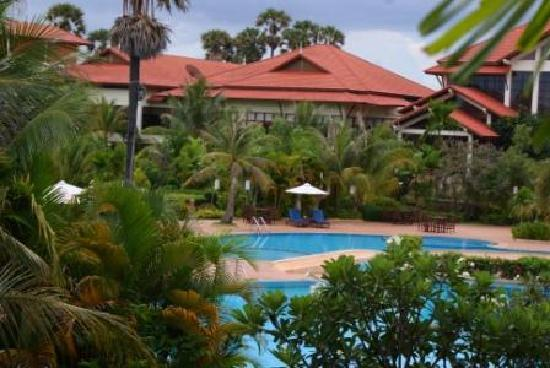 Angkor Palace Resort & Spa: 5