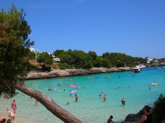 Aparthotel Ferrera Blanca: Cala Gran beach - Cala D'Or