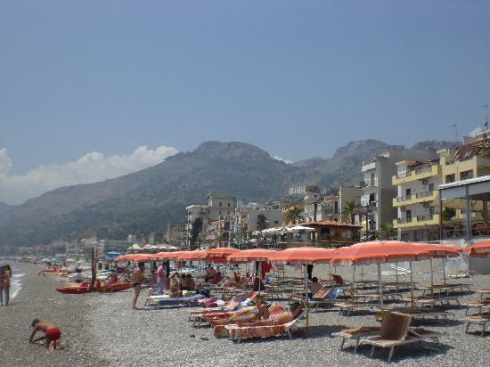 Hotel da Peppe: Strand