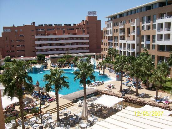 Hotel Neptuno: piscina