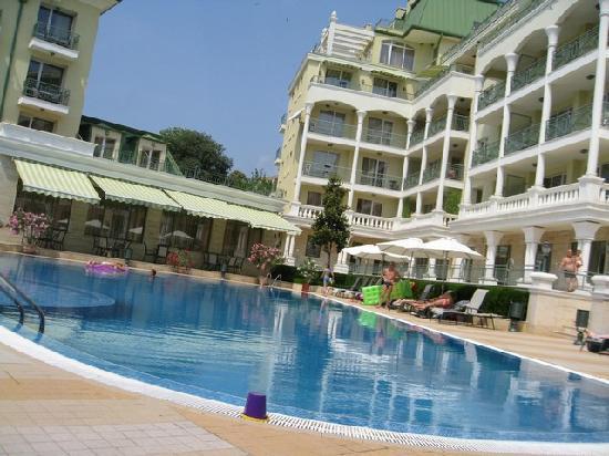 Romance Splendid and SPA Hotel: Pool