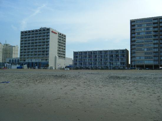 Belvedere Beach Resort: Belvedere is the one in the middle