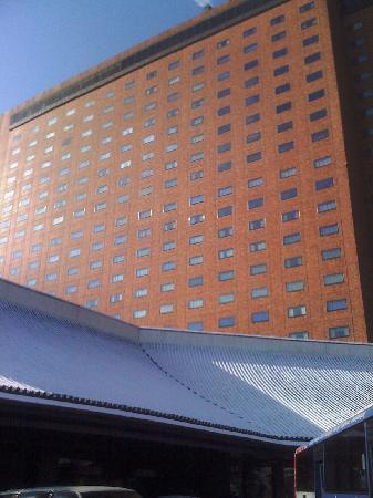 เดอะ ชิลลา โซล: 新羅ホテル外観