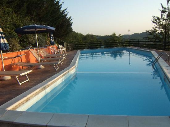 Agriturismo Il Noceto: piscina