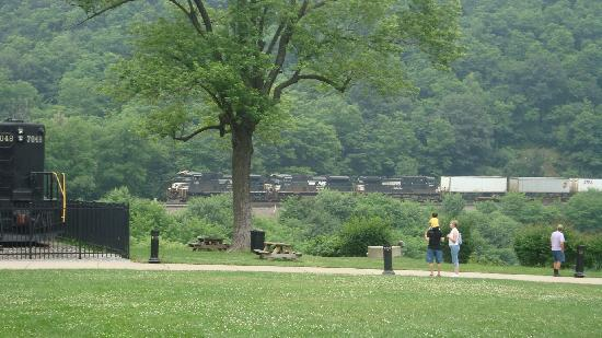 Horseshoe Curve National Historic Landmark: Horseshoe Curve